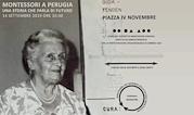 Umbra Acque partecipa alle Celebrazioni dei 70 anni di Maria Montessori a Perugia